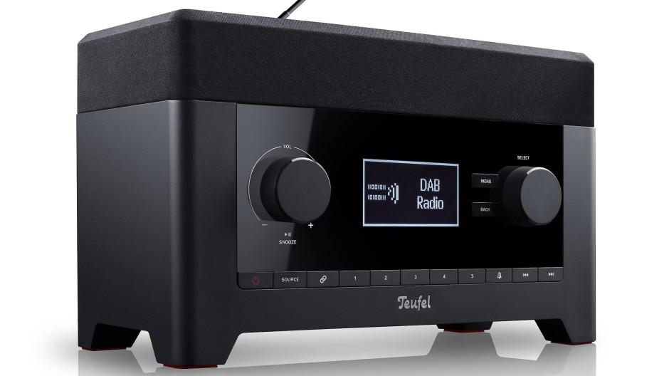 Gutes Digitalradio: Radio 3 Sixty von Teufel