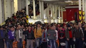 Humanitärer Notstand an Griechenlands Grenze