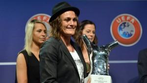 Nadine Angerer ist Europas Nummer 1
