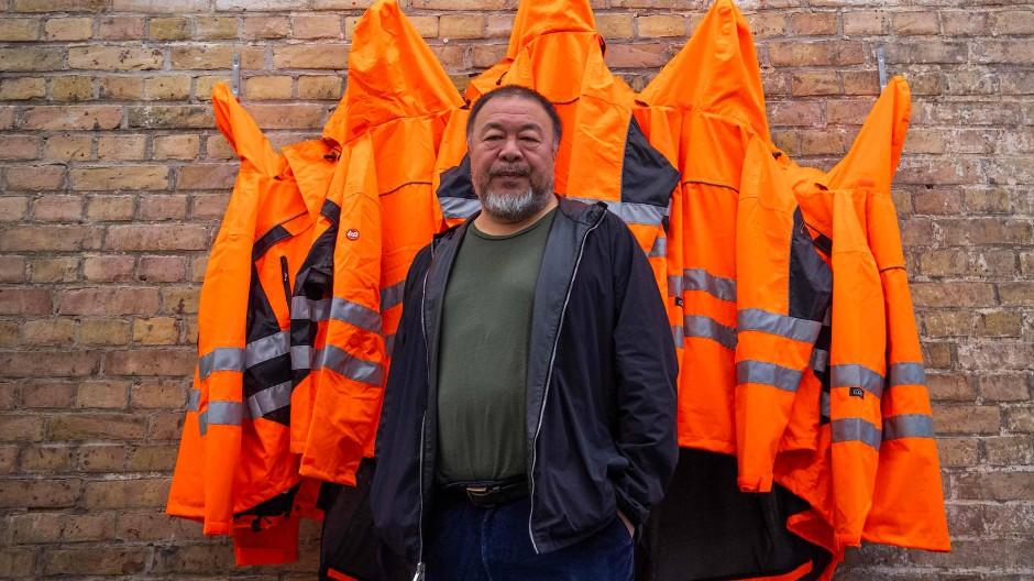 Kunst von Ai Wei Wei zum Selberbauen