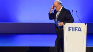 Ligapräsident Rauball: Blatter muss den Weg frei machen