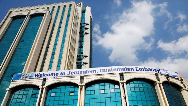 Guatemala folgt Amerikas Vorbild