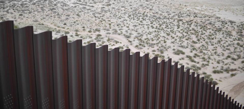 So Hoch Soll Die Mauer Zwischen Den Usa Und Mexiko Werden