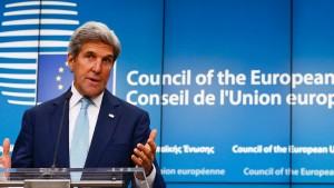 Kerry mahnt Türkei: Demokratie ist Grundlage für Nato-Mitgliedschaft
