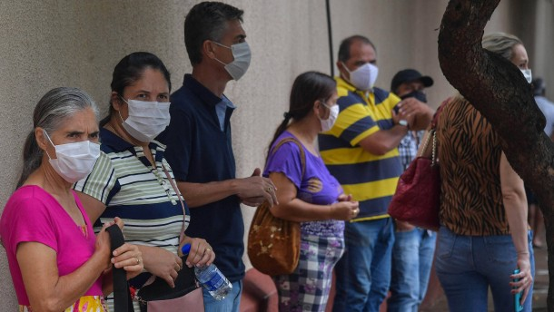 Durchgeimpfte Kleinstadt in Brasilien