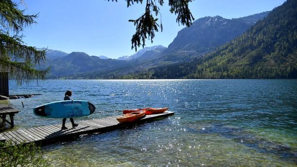 Wo können wir diesen Sommer hinfahren?