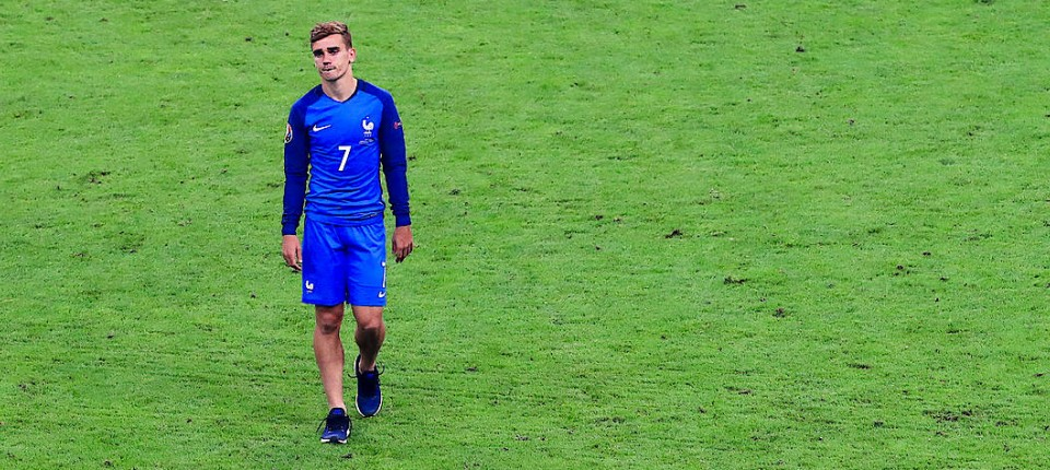 Frankreichs Fussball Nationalmannschaft Hat Nach Em 2016 Jahr