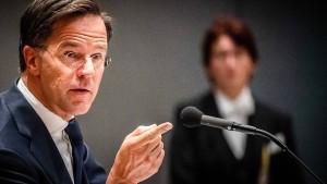 Niederländische Staatssekretärin nach Kritik am Corona-Kurs entlassen
