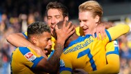 Braunschweig baut Tabellenführung aus