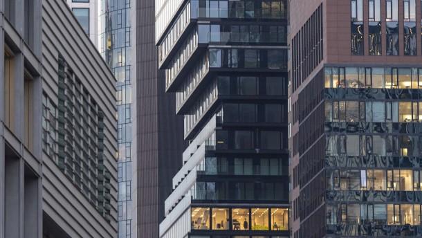 Werden Hochhäuser zur Mangelware?