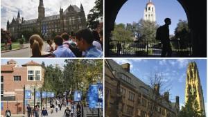 Nur das beste College für die Kinder