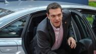 Griechenland senkt die Strafen für Steuersünder