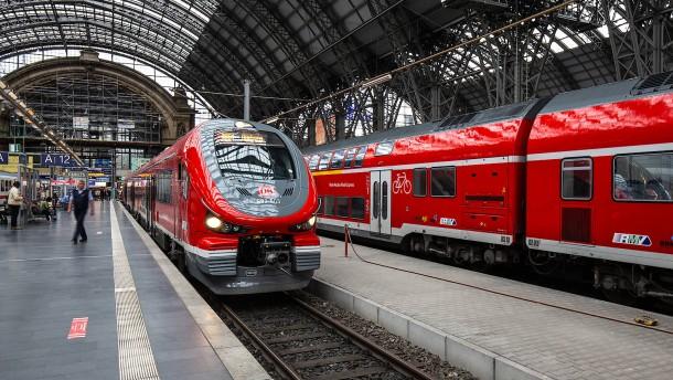 Neue Intercity-Linie zwischen Frankfurt und Münster geplant