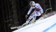 Mit Platz sieben bei der Weltcup-Schussfahrt in Santa Caterina sichert sich Josef Ferstl das WM-Ticket