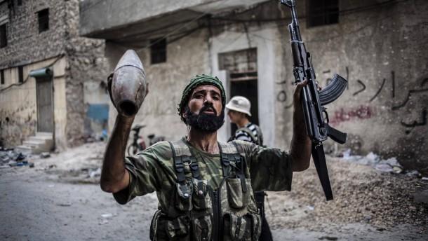 Washington will doch nicht mit Assad verhandeln