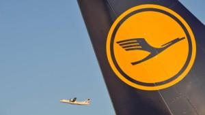 Lufthansa-Piloten wollen vier Tage lang streiken