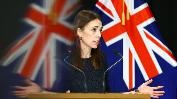 Neuseeland verschiebt Parlamentswahl