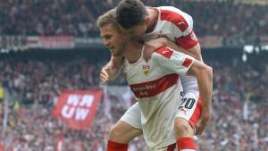 Stuttgart vor Bundesliga-Rückkehr