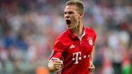 Die neue Bayern-Generation ist noch im Wartestand