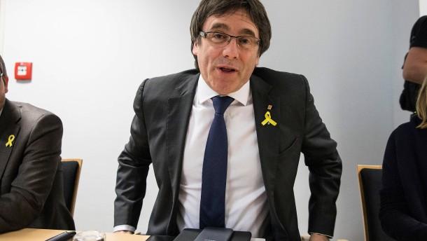 Puigdemont verzichtet auf Amt des Regionalpräsidenten