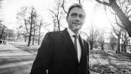 Christian Lindner steht für den Wiedereinzug der FDP in den Bundestag.