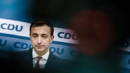Wie geht es weiter bei der CDU?