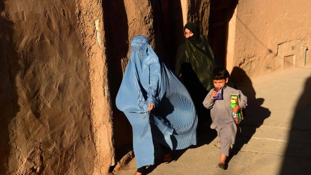 Interessieren uns Frauenrechte in Afghanistan noch?