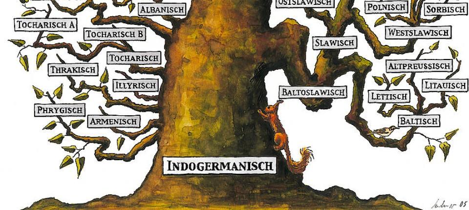 Wie Erforscht Man Ursprünge Streit Der Indogermanistik