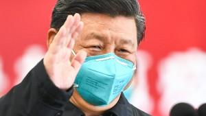 Chinas bitterböse Ironie