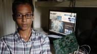 Ahmed will Geld - die EU auch