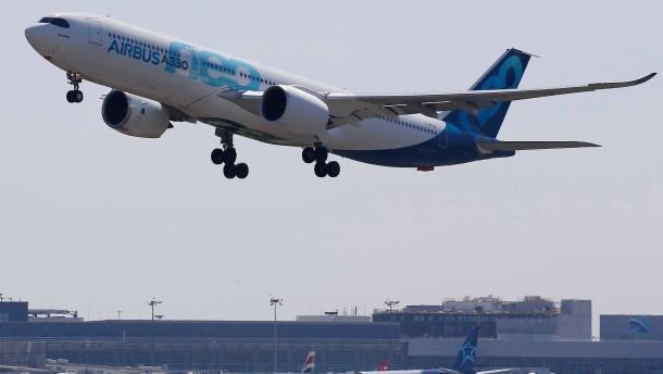 Rolls-Royce hat Lieferprobleme – Airbus bangt um A330neo