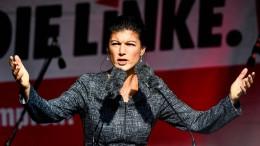 Die Linke auf Stimmenfang in Berlin