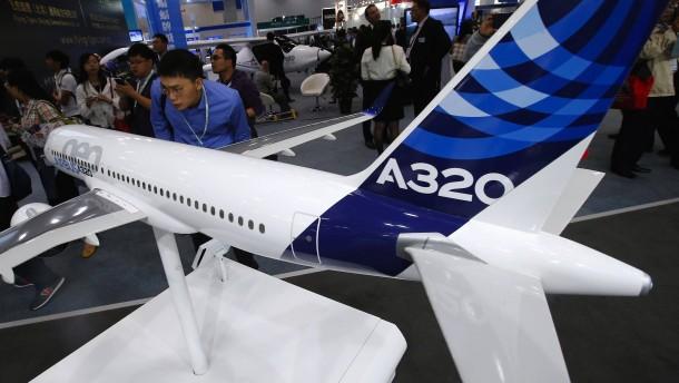 Airbus verdoppelt Gewinn und ist Boeing auf den Fersen