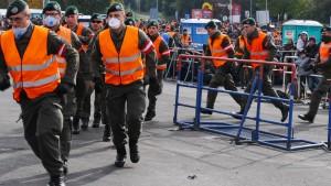 Österreich fordert Soldaten an EU-Außengrenzen