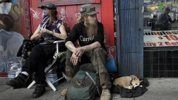 In der Stadt der Tech-Milliardäre gibt es nun eine Obdachlosensteuer