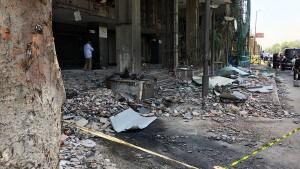 Terroranschlag mit Autobombe – 20 Tote und 47 Verletzte