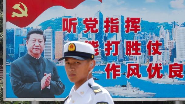 Ein Rat für den guten Mann Xi