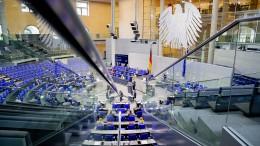 Union und SPD einigen sich auf Lobbyregister