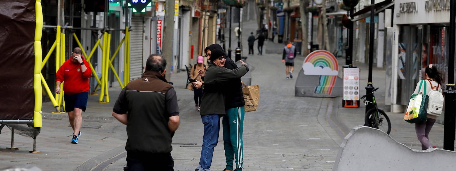 Gibraltar beendet Maskenpflicht