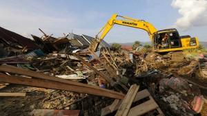 Zahl der Toten nach Tsunami steigt auf über 1400