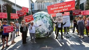Weiter Weg zum Klimaschutzgesetz