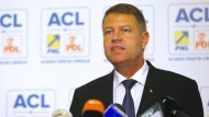 Deutschstämmiger neuer Präsident in Rumänien