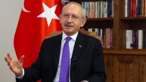Oppositionsführer Kilicdaroglu sichert Erdogan Unterstützung zu