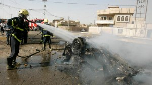 Mehr als 100 Tote bei Anschlägen im Irak