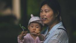 China erlaubt jetzt drei Kinder pro Familie