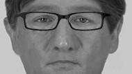 Das Phantombild der Polizei in Endingen zeigt den Unbekannten, der im Verdacht steht, den Mord im vergangenen November verübt zu haben.