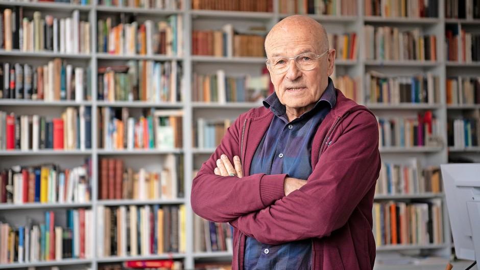 Hat soeben seinen ersten langen Dokumentarfilm fertiggestellt: Oscar-Preisträger Volker Schlöndorff
