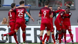 Kaiserslautern siegt dank Osawe