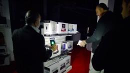 Kein Strom auf Technik-Messe CES