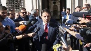 Italien senkt Wachstumsprognose und erntet Kritik